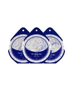 The Night Sky Planisphere - Small