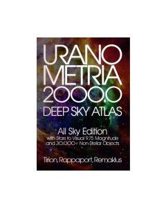 Uranometria 2000.0 Deep Sky Atlas: All Sky Edition